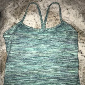 Lululemon Power to the Y Tank Size 2